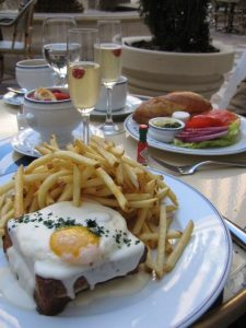 Brunch at Bouchon, Las Vegas.